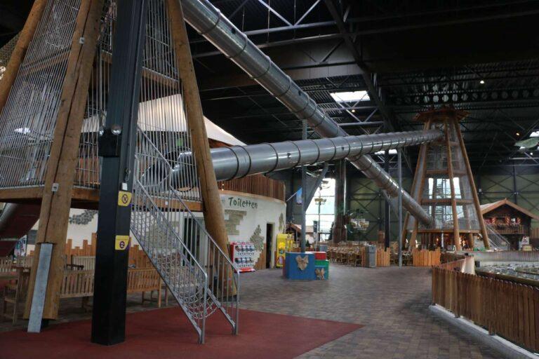 Toverland Halle zum Spielen