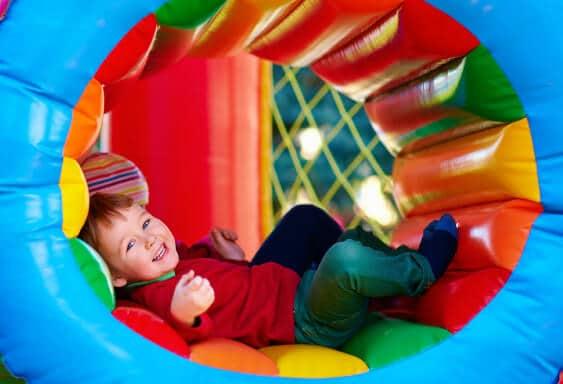 Trampolino Kinderspielpark Hilden