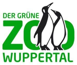 Grüner Zoo Wuppertal Logo