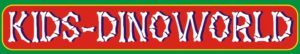 Kids-Dinoworld Logo