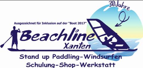 Logo Beachline Xanten