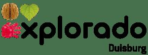 Explorado - das Kindermuseum Duisburg Logo