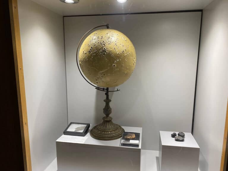 planetarium Bochum Globus