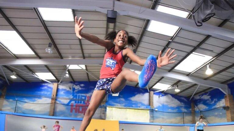 Air Hop Trampolinpark