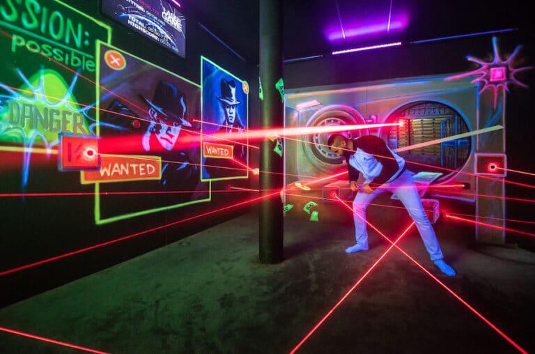 XXL Moonlight 3D Minigolf Duisburg