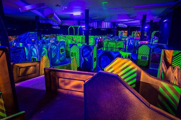 Laserzone Lasertag