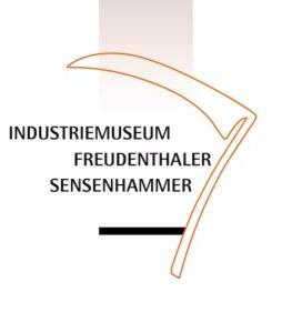 Industriemuseum Freudenthaler Sensenhammer LVR Logo