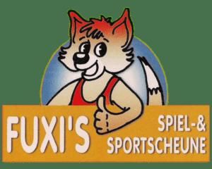 Logo Fuxis Spiel- und Sportscheune