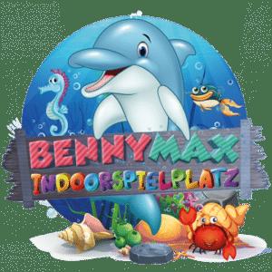 Benny Max Indoorspielplatz Logo