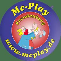 Mc-Play Kinderland Freudenberg Logo