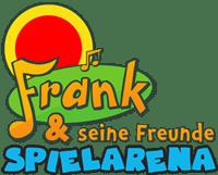 Hoppla-Spielarena Frank und seine Freunde Logo