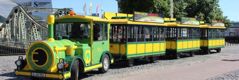 Bimmelbahn in Köln