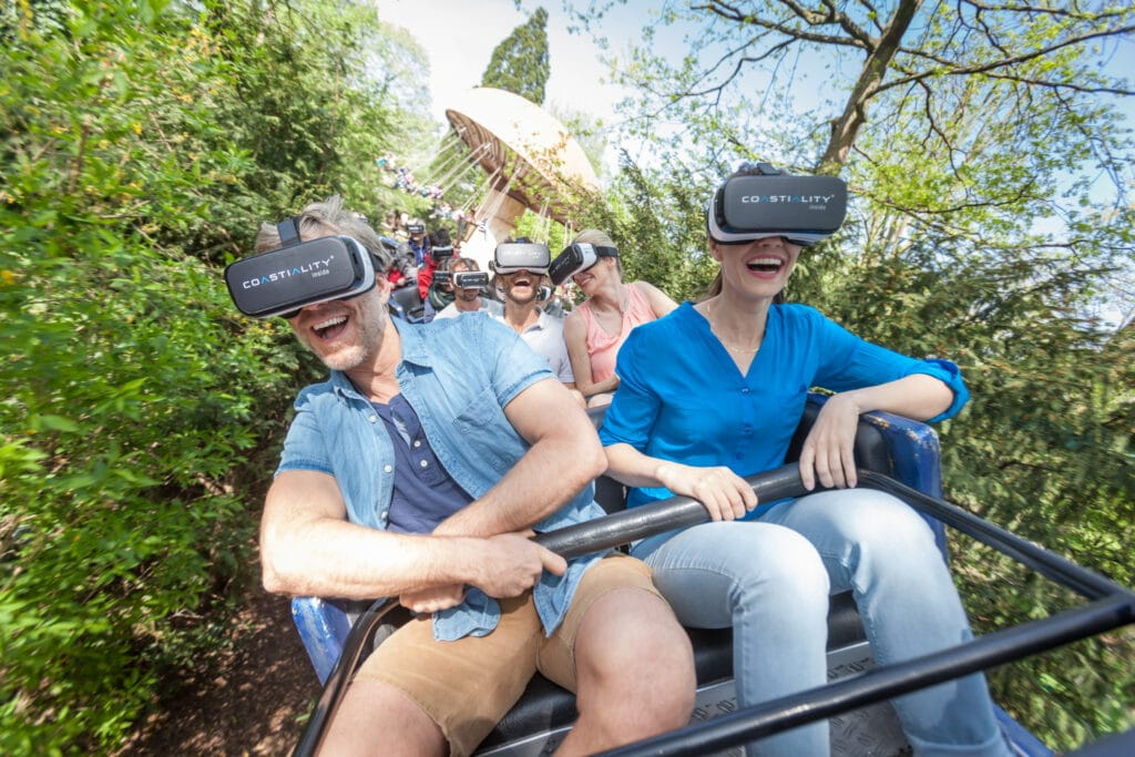 PM Europa Park VR-Erlebnis Madame Freudenreich