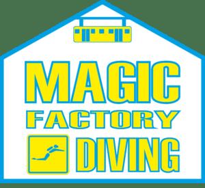 Magic Factory Diving Logo