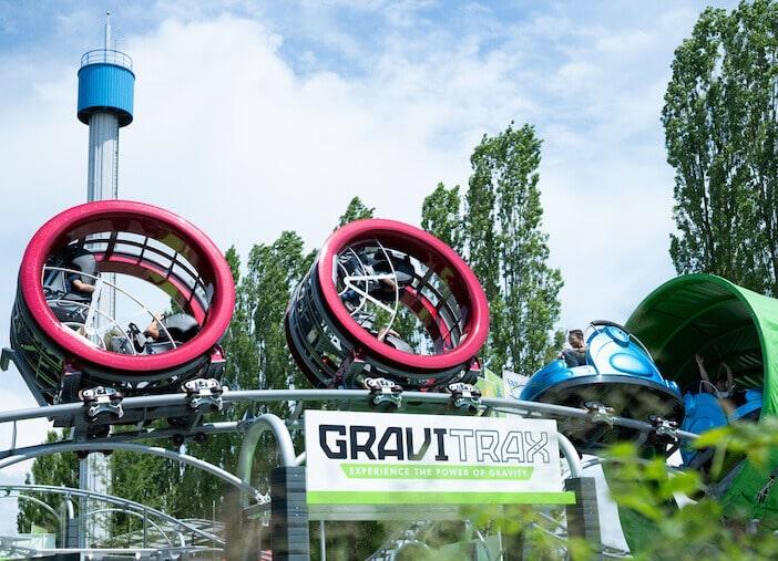 Ravensburger Spieleland Neuheit GraviTrax2021