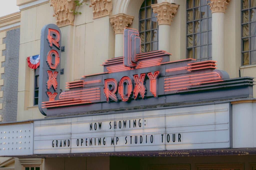 Movie Park Studio Tour Premiere Roxy