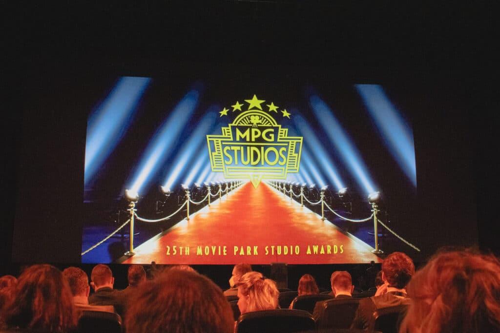 Movie Park Studio Tour Premiere