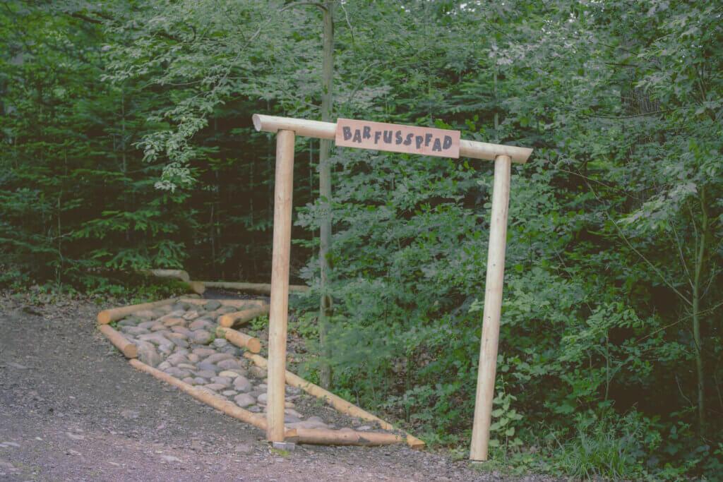 Waldkirch Baumkronenweg Schwarzwald Barfusspfad