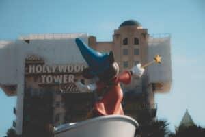 Disneyland Studio Park Mickey & Hollywood Tower
