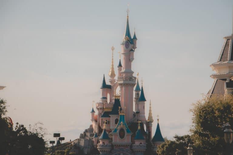 Disneyland Paris Schloss 1