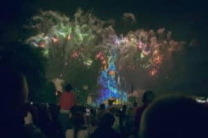 Disneyland Paris Feuerwerk