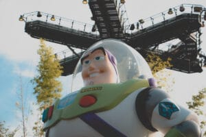 Disneyland Studio Park Paris Toy Story Land