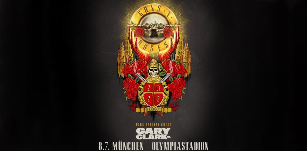 Guns N' Roses Konzert Deal