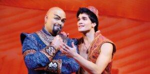 Disneys Aladdin Musical Stuttgart stage entertainment