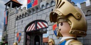 Playmobil Funpark Eingang Ritter