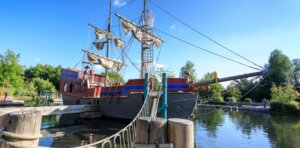 Playmobil Funpark Pirstenschiff
