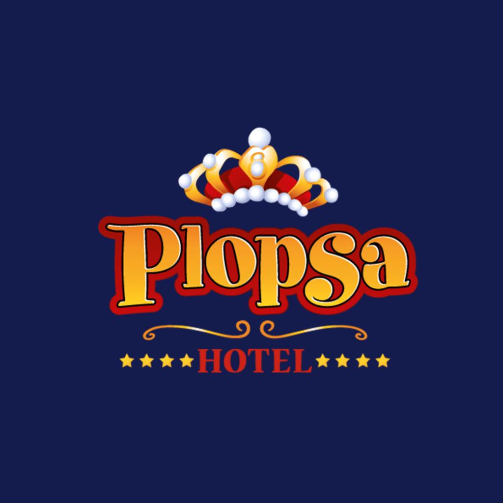 plopsa hotel logo