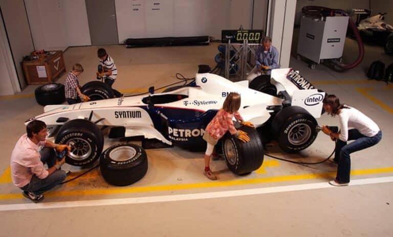 Motorsport-Erlebnismuseum ring°werk