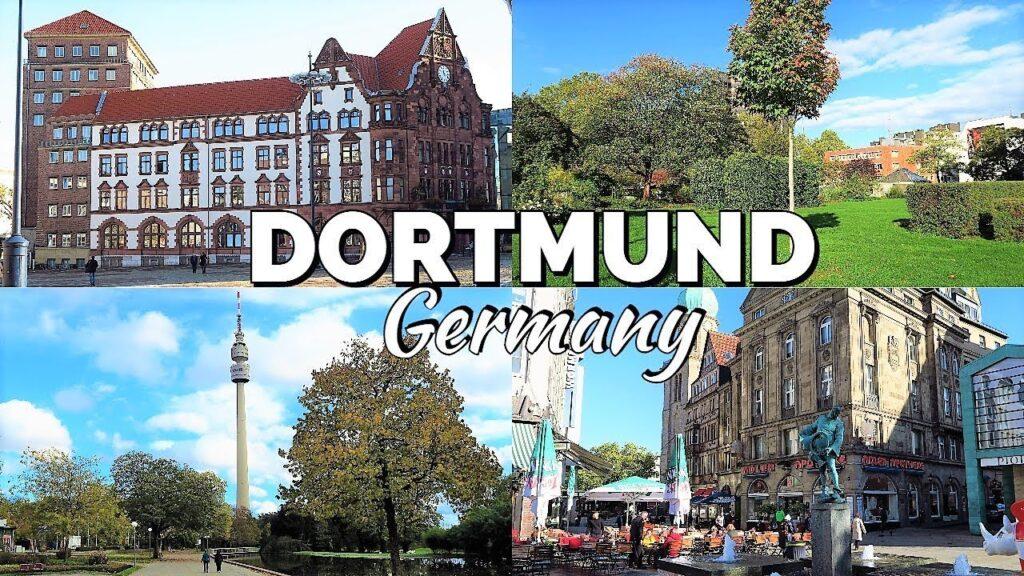 Ansichtskarte Dortmund