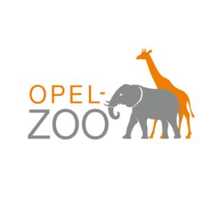 Opel-Zoo Kronberg Logo