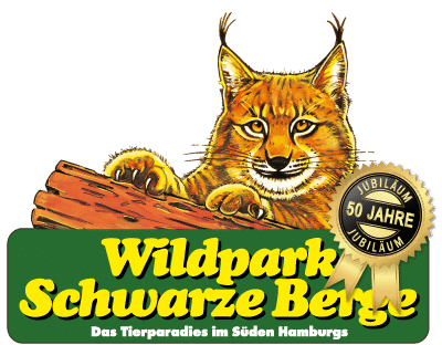 Wildpark Schwarze Berge Logo