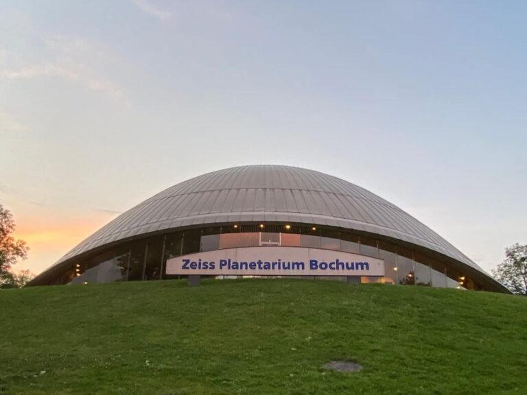 Zeiss Planetarium in Bochum