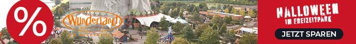 Wunderland Kalkar Kernie's Familienpark Halloween Events