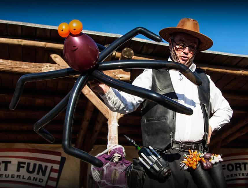 Fort Fun Kidsoween Halloween 1