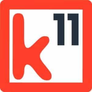 K11 Boudlerhalle in Köln Süd Logo