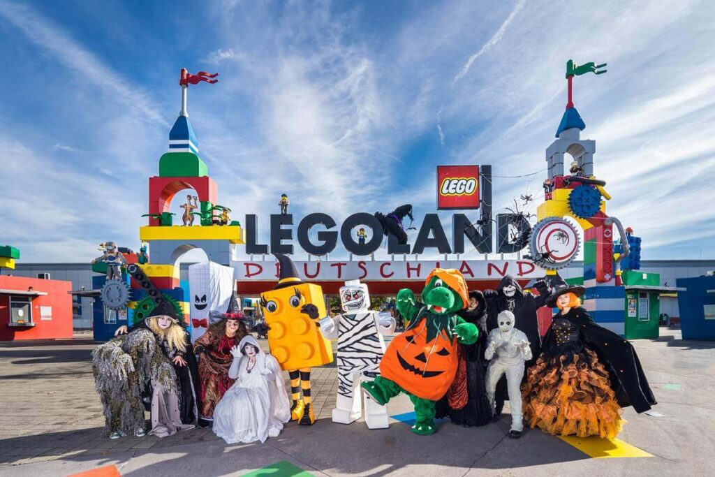 Legoland Halloween Weeks 1