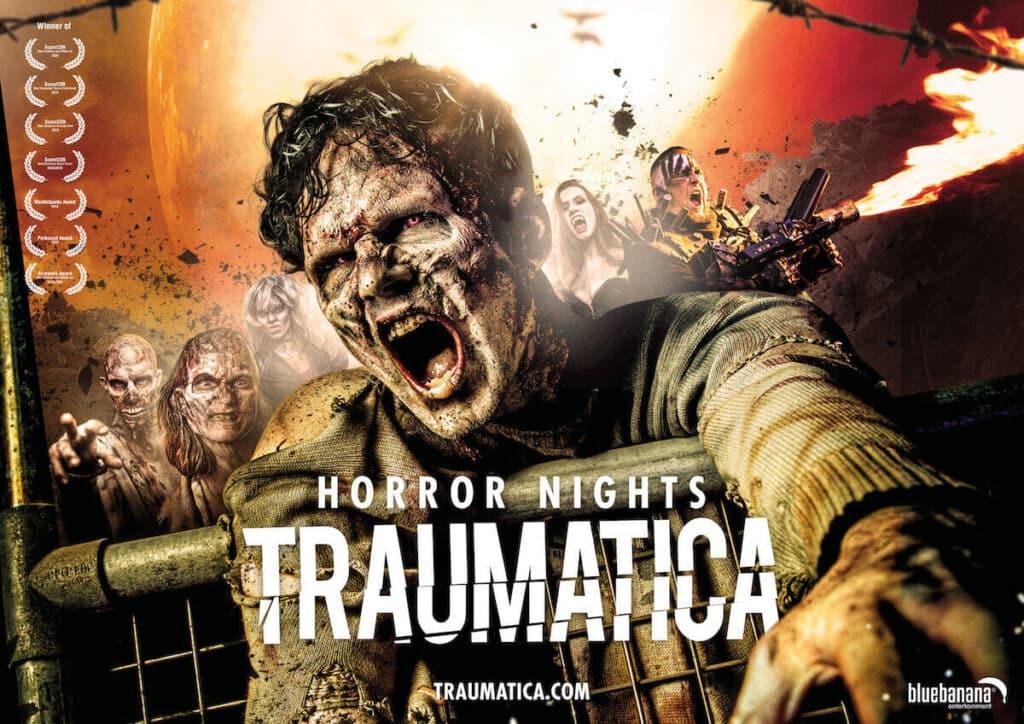 Traumatica Halloween Events Europa Park 2021