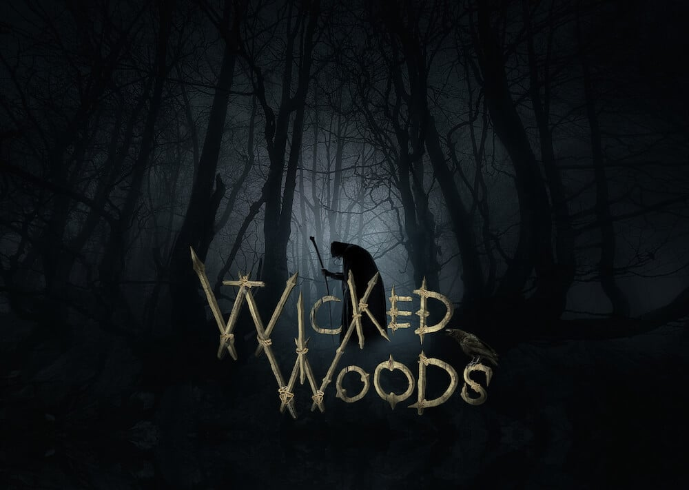 Walibi Holland Halloween Witch Wicked Woods 1