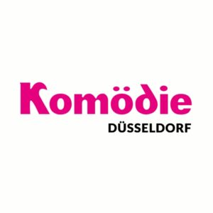 komödie düsseldorf logo