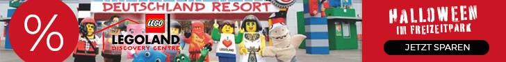 Legoland Deutschland Resort Halloween Events