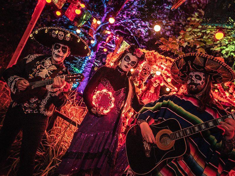 Movie Park Halloween Horror Festival
