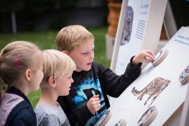 Schneeleoparden-Ausstellung Wilhelma