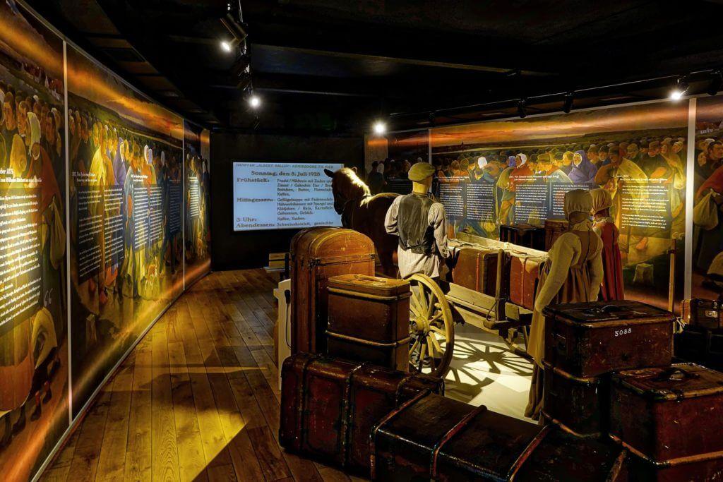 Auswanderermuseum Hamburg
