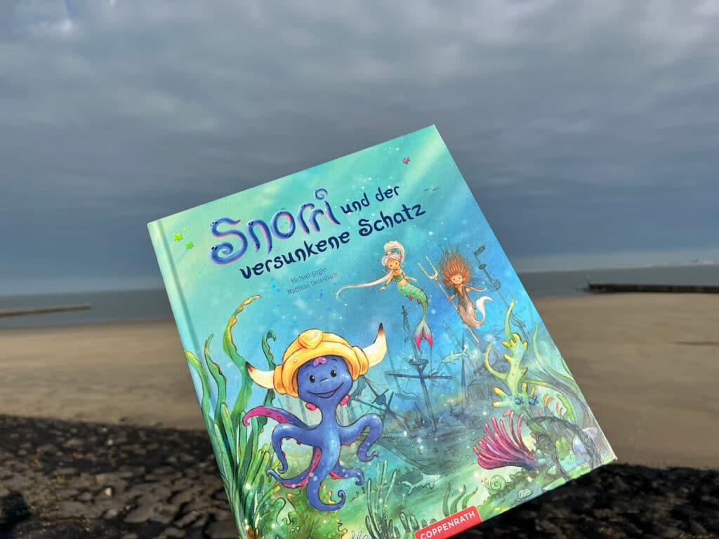 Buch Snorri und der versunkene Schatz
