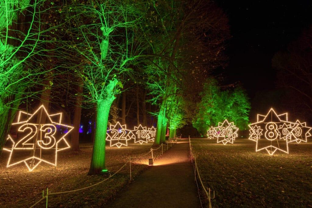 ChristmasGarden Koblenz