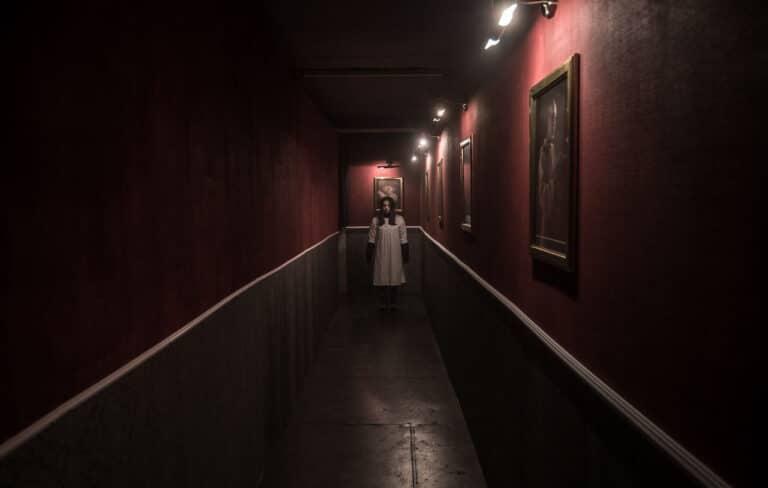 Schloss Thrun Halloween 2021 Horror ab 16